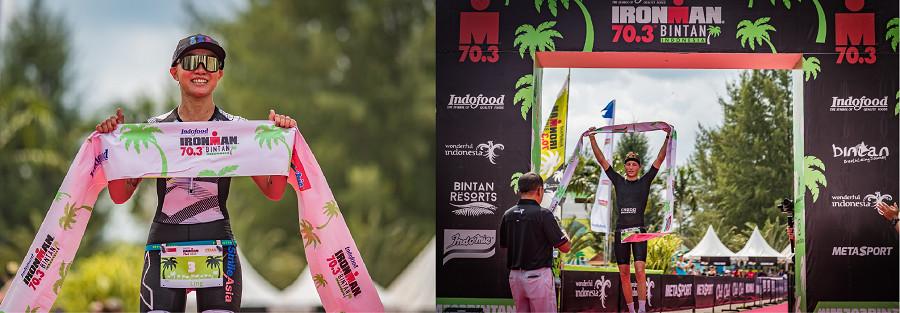 2019 IRONMAN 70.3 Bintan Race Report